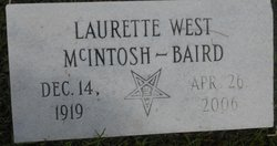 Laurette <i>West</i> Baird