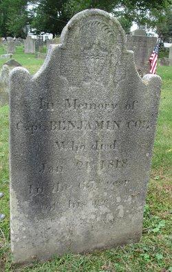 Capt Benjamin Coe