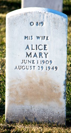 Alice Mary Baum