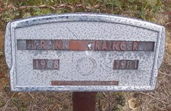 Franklin A. Frank Grainger