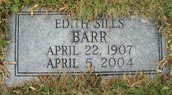 Edith <i>Sills</i> Barr