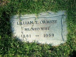 Lillian Elva Ormsby