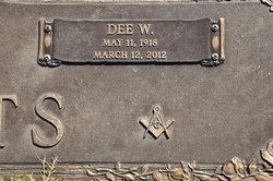 Dee W Batts, Sr