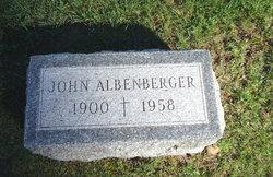 John Albenberger