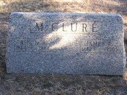 James W McClure