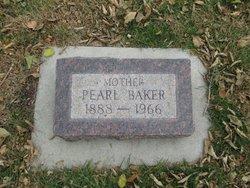 Pearl <i>Jenkins</i> Baker