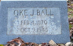 Oke Johnson Ball