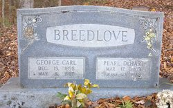 George Carl Breedlove, Sr