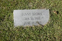 Fanny Brown