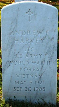 Andrew F Harvey