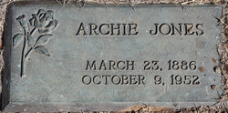 Archibald Archie Jones