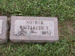 Elizabeth Teresa Lizzie <i>Kelly</i> Angel