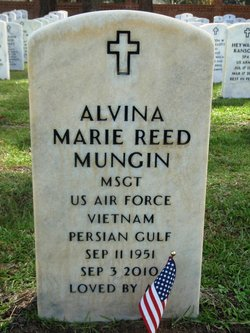 Alvina Marie <i>Reed</i> Mungin