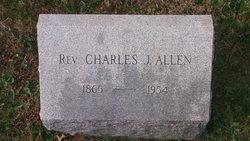Rev Charles J. Allen