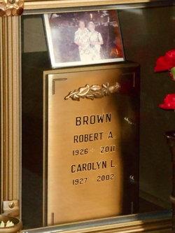 Carolyn Louise <i>Erickson</i> Brown