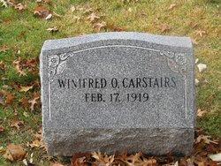 Winifred J. Win <i>Owston</i> Carstairs