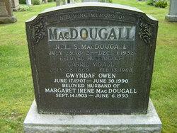 Gwyndaf Owen MacDougall