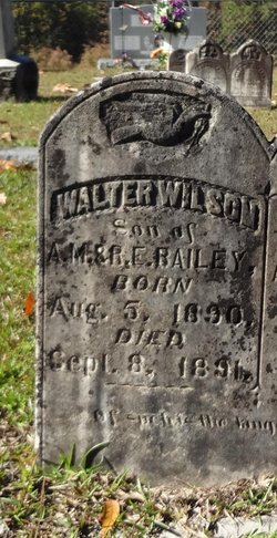 Walter Wilson Bailey