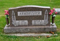 Le Roy Armbruster