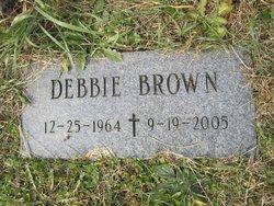 Deborah Ann Debbie <i>Sarlouis</i> Brown