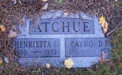 Raymond E. Atchue