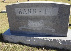 Reuben S Barrett