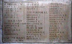 Private Edward Penrose Allington