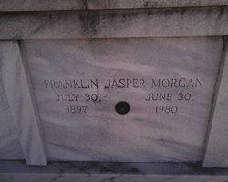Franklin Jasper Morgan