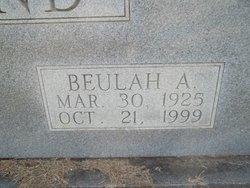 Beulah Ann <i>Neal</i> Bond