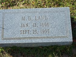 M. D. Land