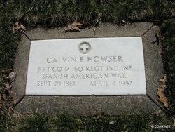 Calvin Edward Howser