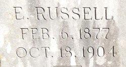 E. Russell Bouldin