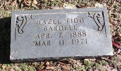 Hazel Tidd <i>Tidd</i> Bardwell