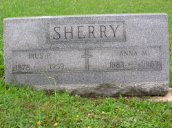 Annie Mary <i>Beiswenger</i> Sherry