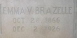 Emma V. <i>Buff</i> Brazell
