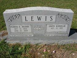 Purvis E Lewis