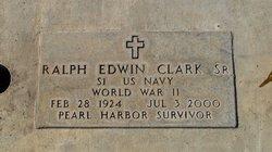 Ralph Edwin Clark, Sr