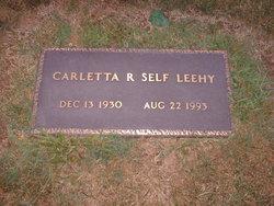 Carletta Rose <i>Halstead</i> Leehy