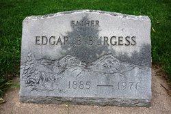 Edgar B Burgess