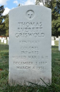 Thomas Everett Griswold