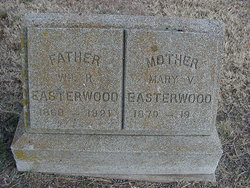 Mary Virginia <i>Hastings</i> Easterwood