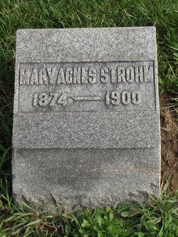 Mary Agnes <i>Perry</i> Strohm