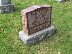 Ethel M. <i>Hewitt</i> Macauley