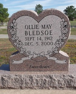 Ollie May <i>Cartwright</i> Bledsoe