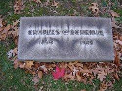 Charles C Scheible