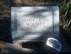 Festus Allen Mousley