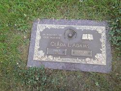Clada L Adams