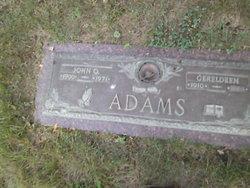 Geraldeen Adams