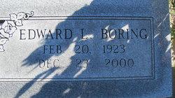 Edward Lester Boring