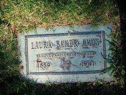 Laura Elsie <i>Baker</i> Amos